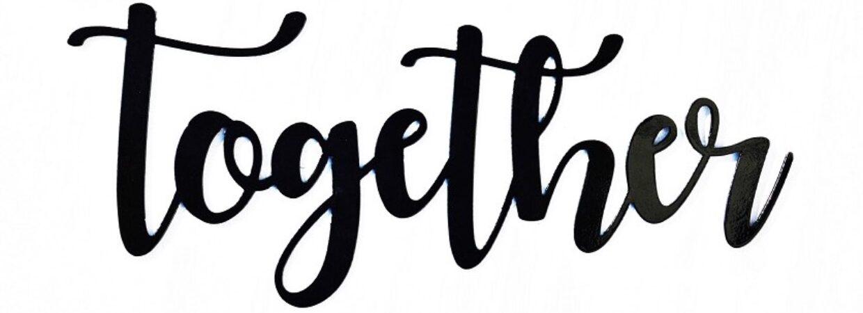 together_black_white